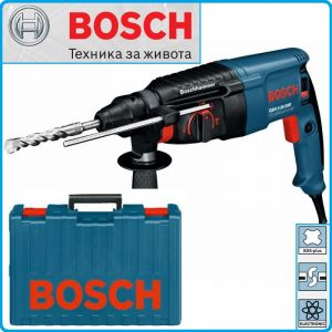 Перфоратор, 800W, SDS-plus, GBH2-26DRE, Professional, Bosch