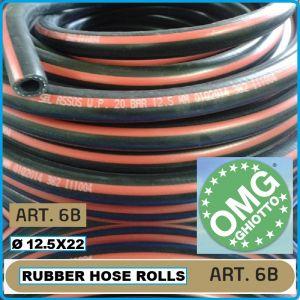 Маркуч, за въздух, маслоустойчив, на метър, 20Bar, Ø12.5x22mm, OMG, 382013