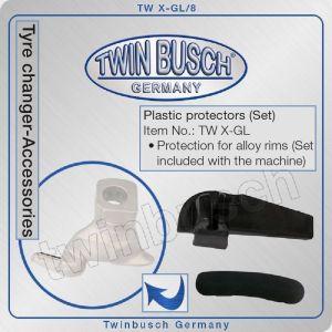 Протектор, PVC за монтажна глава на монтажна машина, Twin Busch, TW X-GL/8