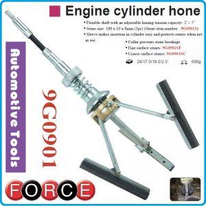 Инструмент за шлайфане на цилиндри, хонинг, Ø50-178mm, Force, 9G0901