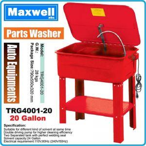 Вана за измиване на части и агрегати, 76l, 12l/min, Maxwell, TRG4001-2