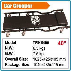 Лежанка, сервизна, автомонтьорска, метална, 1025mm, TonGrun, TRH6455B