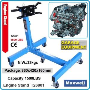 Стойка, за двигатели, стенд за позициониране, 680kg, Maxwell, T26801