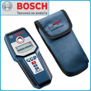 Детектор, скенер, дигитален, 120mm, GMS120, Bosch, Professional